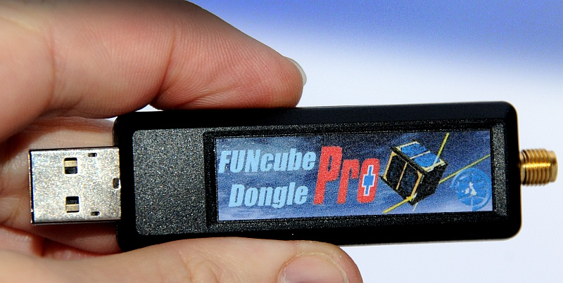 FUNcube Dongle Pro plus